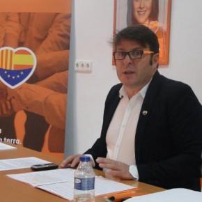 C's Calafell retira el apoyo al equipo de gobierno por incumplir las condiciones del pacto de gobernabilidad firmado en Junio