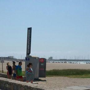 Ciutadans (Cs)denuncia el posible incumplimiento del contrato del servicio de salvamento en las Playas de Calafell