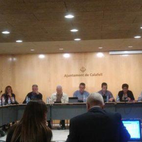 Moción para la accesibilidad universal en parques infantiles y en materia de patrimonio cultural y deportivo del municipio de Calafell.