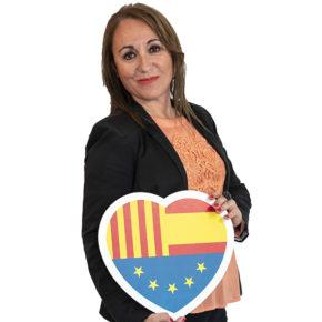 Ana Sampedro, número 3 por Ciudadanos Calafell