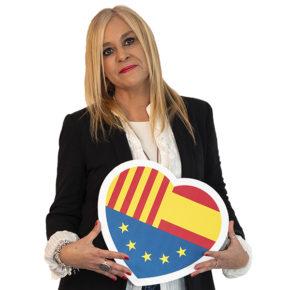 Bibiana Vidal, número 6 por Ciudadanos Calafell