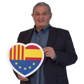 Carlos Maiola, número 7 por Ciudadanos Calafell