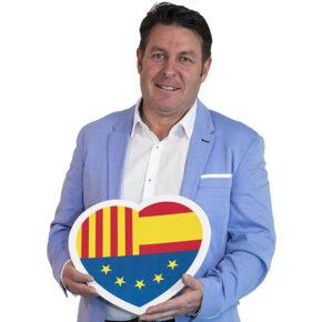 Jose Manuel Tejedor, candidato a la alcaldía por Ciudadanos Calafell