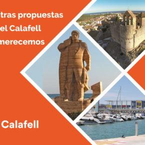 Nuestras propuestas para el Calafell que merecemos